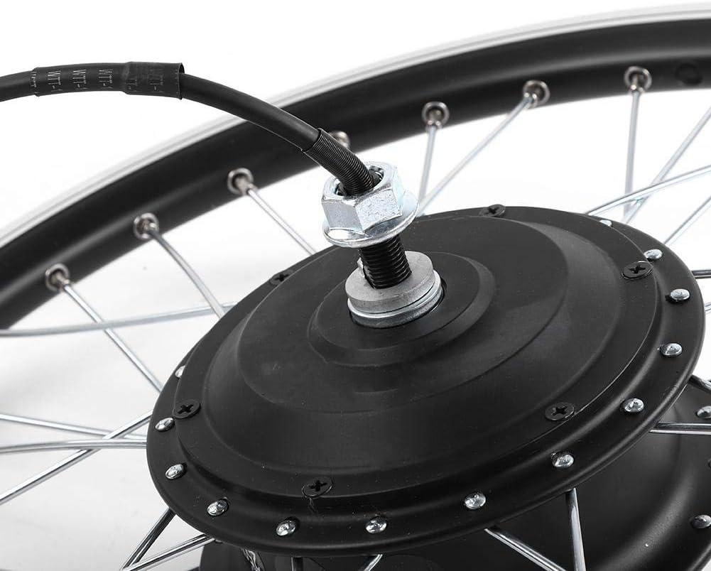 Motor KT900S LED Display 26 Wheel E-bike Conversion Kits 36V//48V 250W