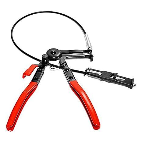 Alicates de abrazadera de manguera, alambre flexible Alicates de abrazadera de manguera de largo alcance
