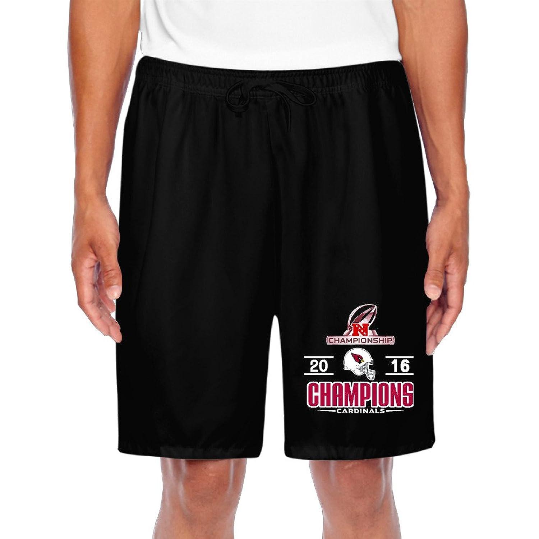 CGH Seven Arizona Cardinal 3 Men\'s Short Pants With Pocket Black on ...
