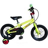 HITS(ヒッツ) Nemo 子供用 自転車 フロントキャリパーブレーキ リア バンドブレーキ 児童用 バイク ハンドブレーキモデル 14インチ 16インチ 男の子にも女の子にもぴったり 3歳 4歳 5歳 6歳 7歳 8歳 9歳