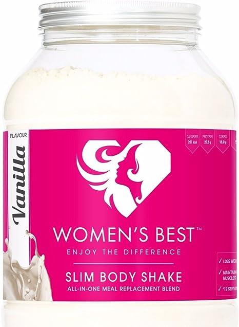 slim body shake