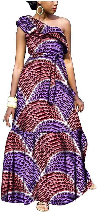 African Dresses for Women Party Wear Ankara Girls Gowns Wax Print Ball Dashiki Cocktail Not Skirt