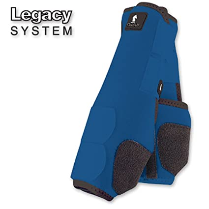 Amazon Com Classic Rope Company Legacy System Hind Splint Boots M