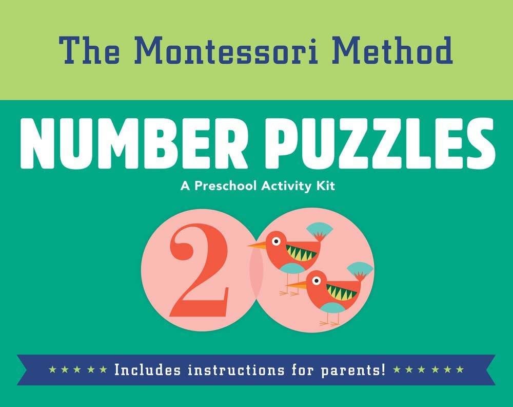 Download Number Puzzles (The Montessori Method) pdf epub
