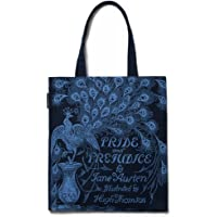 Out of Print Pride and Prejudice Tote Bag 15 X 17 Inches