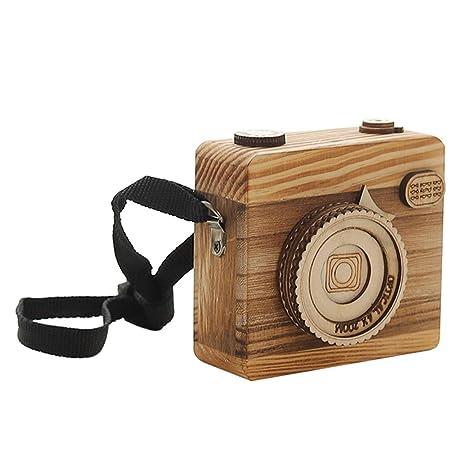 Amazon.com: BABIFIS - Caja de madera para colgar, diseño de ...