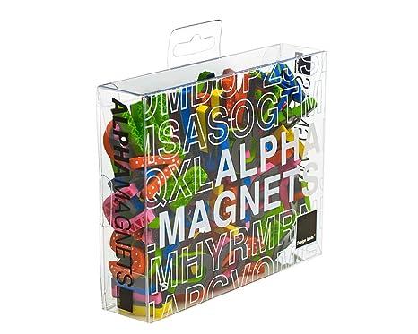Amazon com: Design Ideas AlphaMagnets™ alphabet letter