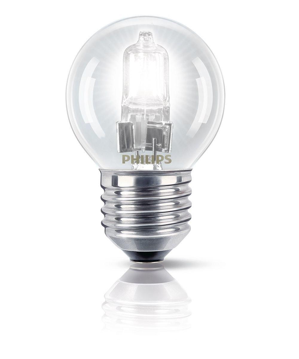 PHILIPS LAMP. ALOGENE A RISP. ENERG. ECO CLEAR E27 28/35W 925647444202