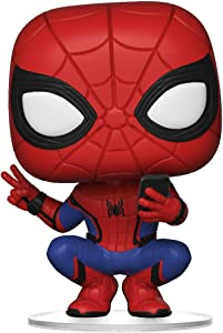 Pop! Marvel:Spider-Man: Far from Home - Spider-Man