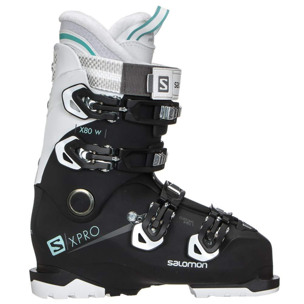 best authentic get cheap get new SALOMON Women's X Pro X80 Cs Snow Boots, Schwarz (Black ...