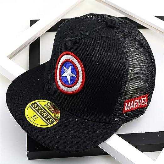 Nuevo Sombrero para niños Gorra de béisbol para niños y niñas ...