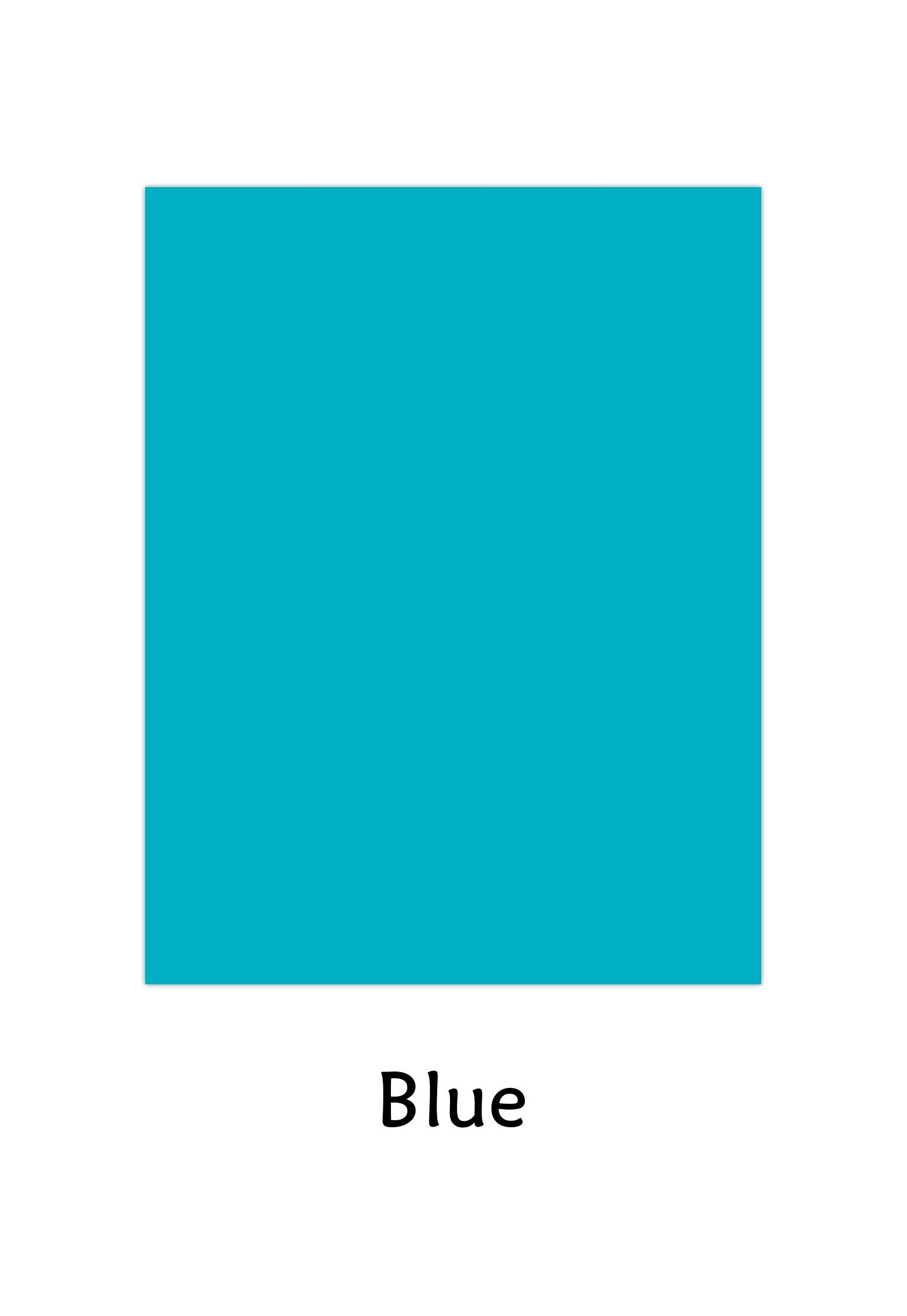 Neenah Astrobrights Premium Color Card Stock, Paper 65 Lb Cover/Perfect for School, Daycare, Home, Office - Cardstock - 50 Sheets Per Pack (8.5 x11, Blue)