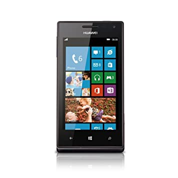 huawei w1. huawei ascend w1 w1-u34 unlocked gsm windows 8 cell phone - black huawei