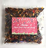 Bake with Me Luxury Mixed Dried Fruit with Brandy 1kg FREE P&P