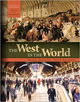 The West In The World Vol II: From The Renaissance Mobi Download Book