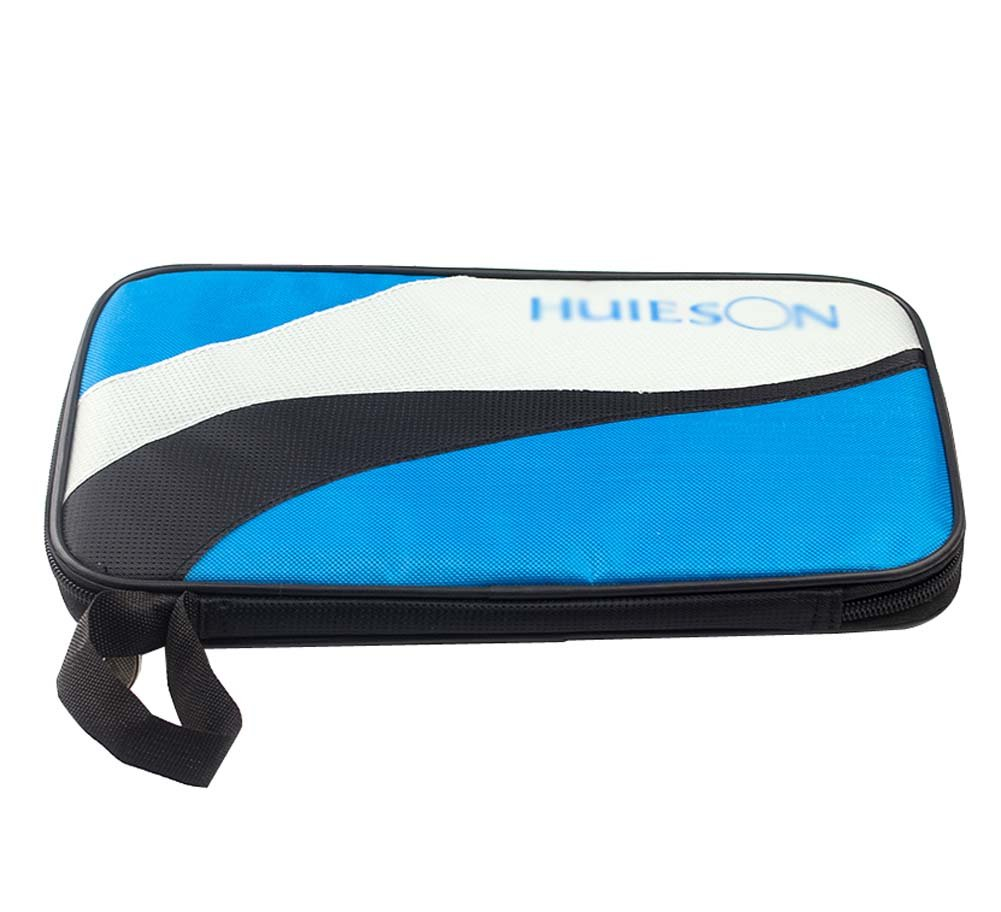 Portable Ping Pong Paddle Cover Table Tennis Racket Case Bag