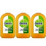 Dettol Antiseptic Liquid 500ml x 3 Packs
