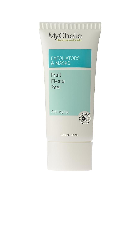 MyChelle Fruit Fiesta Peel, Passion Fruit and Lactic Acid Peel for All Skin Types, 1.2 fl oz