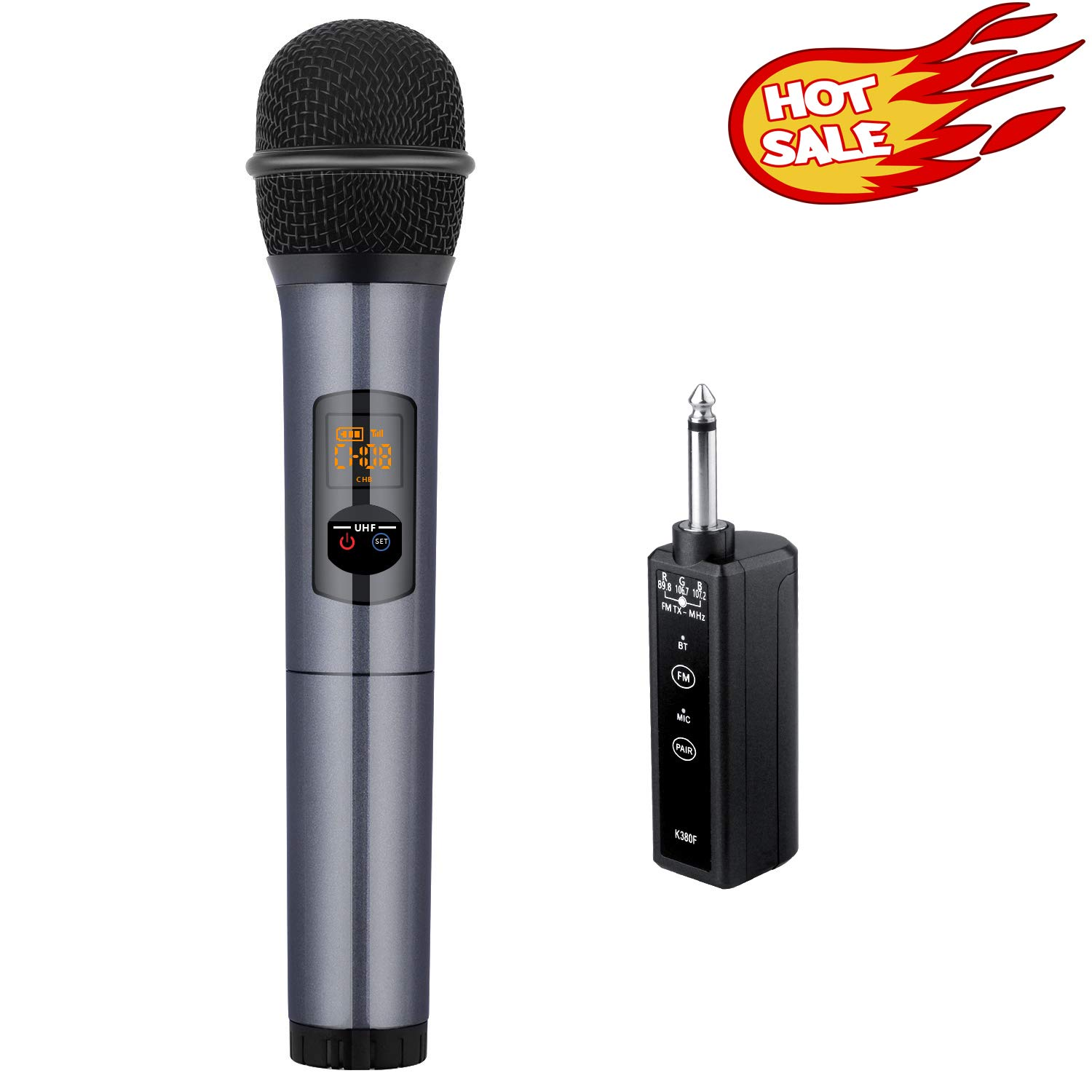 Wireless Microphone Kithouse Bluetooth Microphone