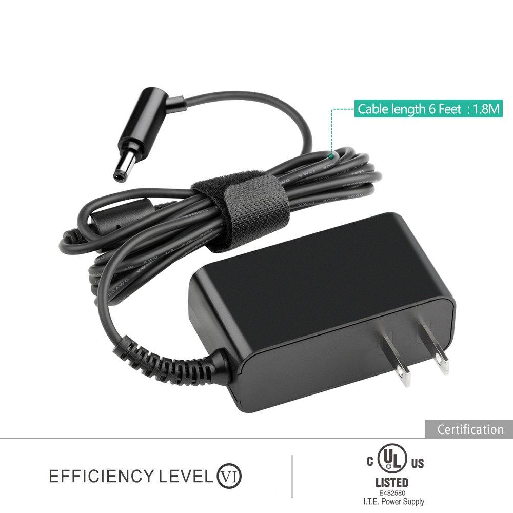 [UL Listed] TFDirect Power Adapter Charger for Dyson Cordless Vacuum Cleaner V8 V7 V6 SV03 SV04 SV06 SV07 SV09 SV10 SV11 (Absolute, Animal, Slim, Fluffy & Motorhead), Replace P/n:967813-02 965875-07 by TFDirect (Image #4)