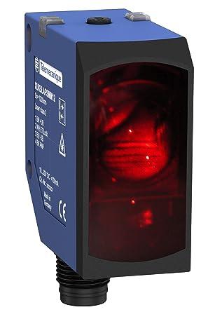 Telemecanique psn - det 43 02 - Fotocelula laser proximidad contacto abierto/contacto cerrado 1200mm