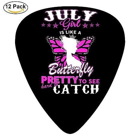 Púas para guitarra «I am a julio» de Hight-2, 12 unidades: Amazon ...