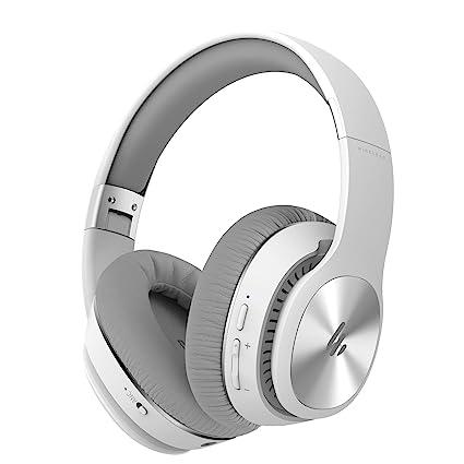 c6c60fcb7cb Amazon.com: Edifier W828NB Wireless Bluetooth Headphones - Ergonomic, Active  Noise Canceling (ANC) - White: Electronics