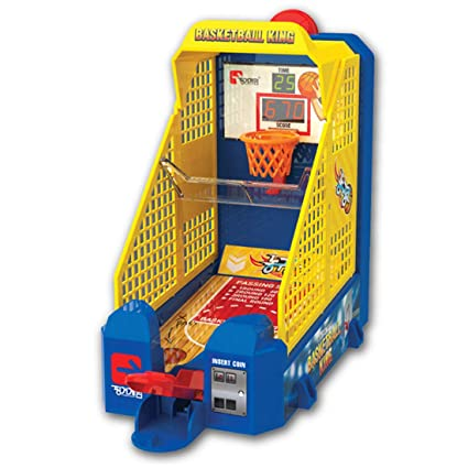FINGERGAME - Juego de Baloncesto con balón de Baloncesto, versión ...