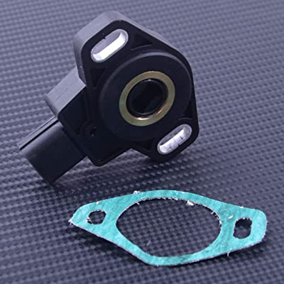 16402Raaa00 3 Pin Tps Throttle Position Sensor With Gasket Fit For Honda Cr-V Accord Element 16402-Rac-A01 Hajt6Hrk: Home Improvement