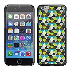 Graphic4You BRIJAN PATTERN HARD CASE COVER FOR APPLE iPhone 6