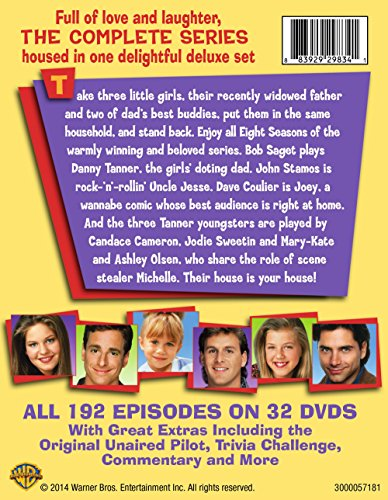 Full House The Complete Series Collection Dvd In The