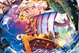 Super-expert EX official approval gold 2542 super small piece of a puzzle Sindbad tale 76-006 by Epoch