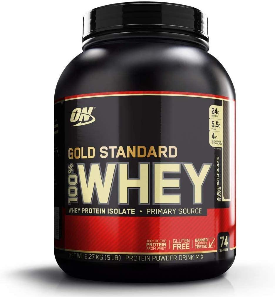Gold Standard 100% ホエイ ダブルリッチチョコレート