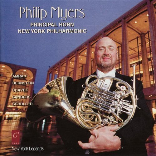 Philip Myers, Principal Horn of the New York Philharmonic