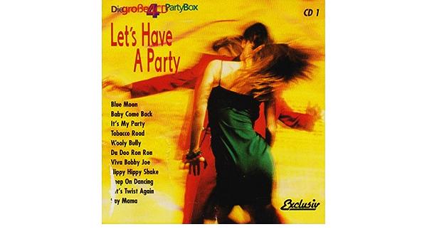 Die Grosse 4 CD Party-Box: Various: Amazon.es: Música