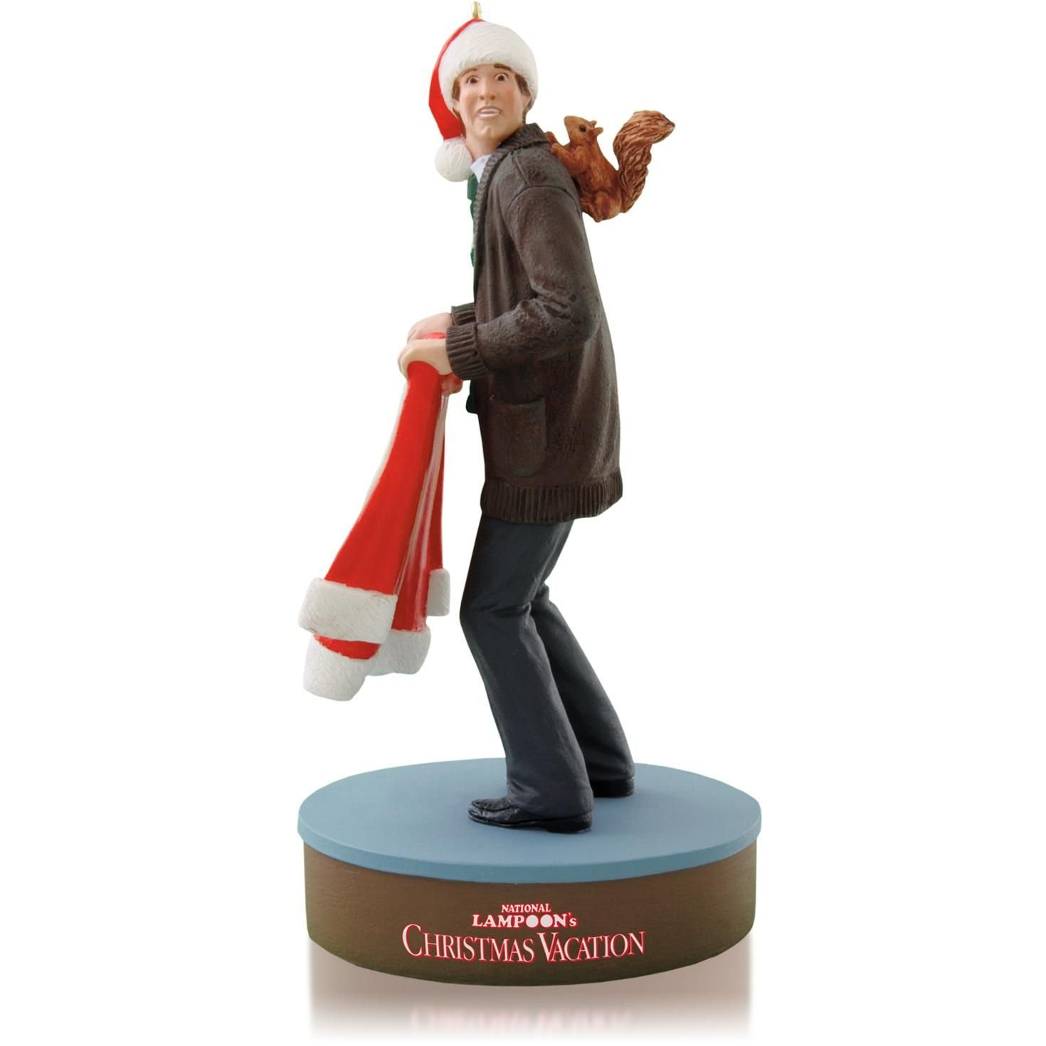 Amazon.com: Hallmark 2014 Squirrel National Lampoon\'s Christmas ...