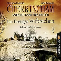 Ein frostiges Verbrechen (Cherringham - Landluft kann tödlich sein 8)