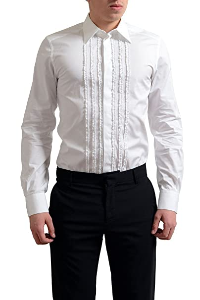 Amazon.com: Dolce & Gabbana Vestido Blanco De La