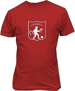 TJSPORTS America de Cali Colombia Futbol T Shirt Camiseta
