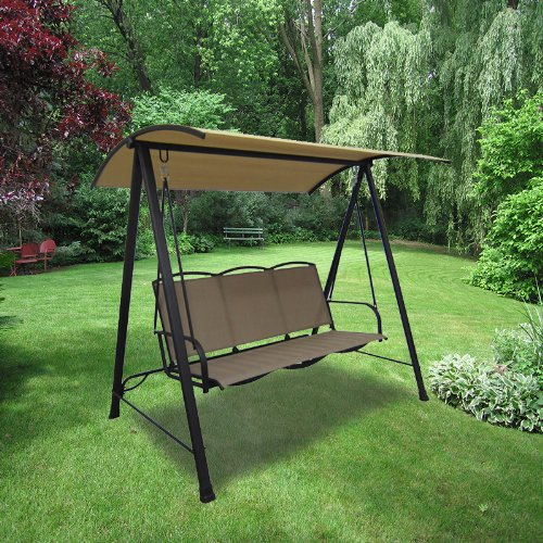 Garden Winds 3 Person Sling Swing Replacement Canopy Top