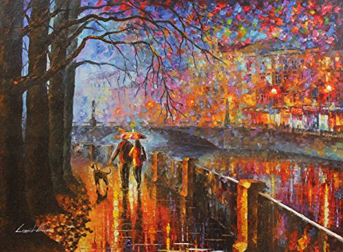 - Alley By The River (30 x 40) - Gallery Proof