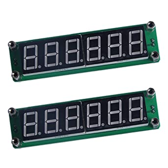 PLJ-6LED-H LED Display Digital Signal Frequency Counter Cymometer 1MHz-1000MHz D