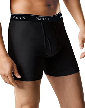 0c696bd7e8ab Hanes Ultimate Men's Red Label 5 Packs Brief For Men FreshIQ Boxer With ComfortFlex  Waistband Brief