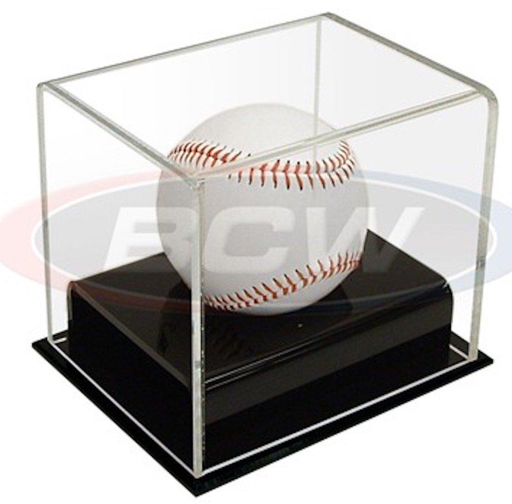 BCW 1-AD12 Acrylic Baseball Display