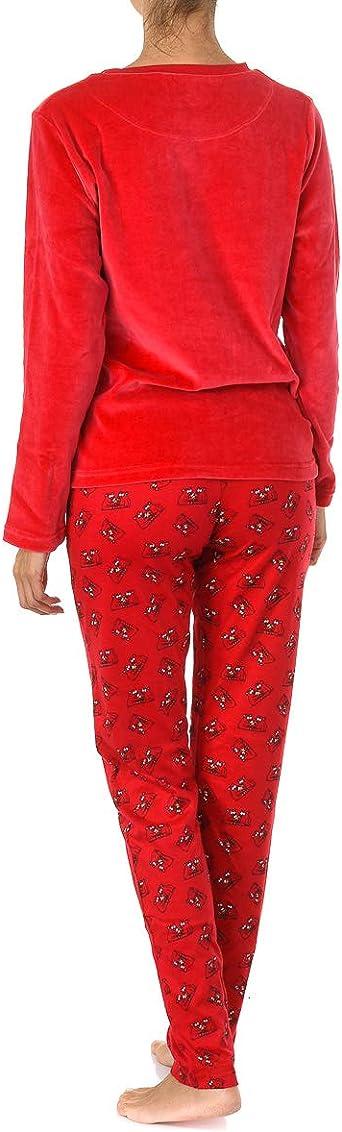 Kukuxumusu - Pijama Mujer ICESOSO Mujer