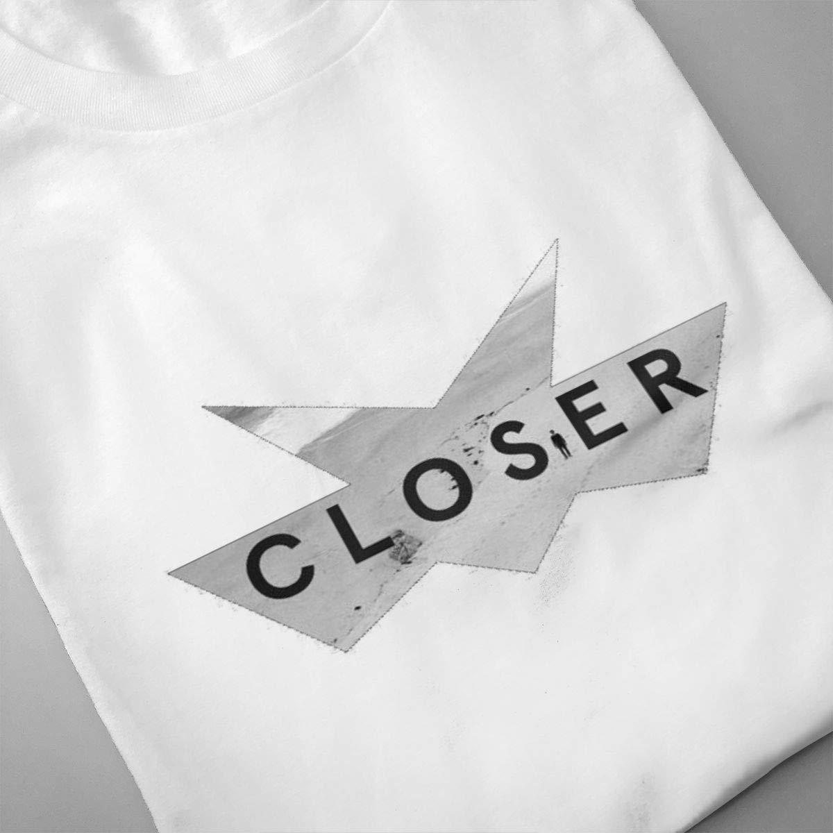 Lerzincser Men Closer Summer Sports Shirt