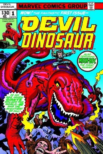 devil dinosaur omnibus - 4
