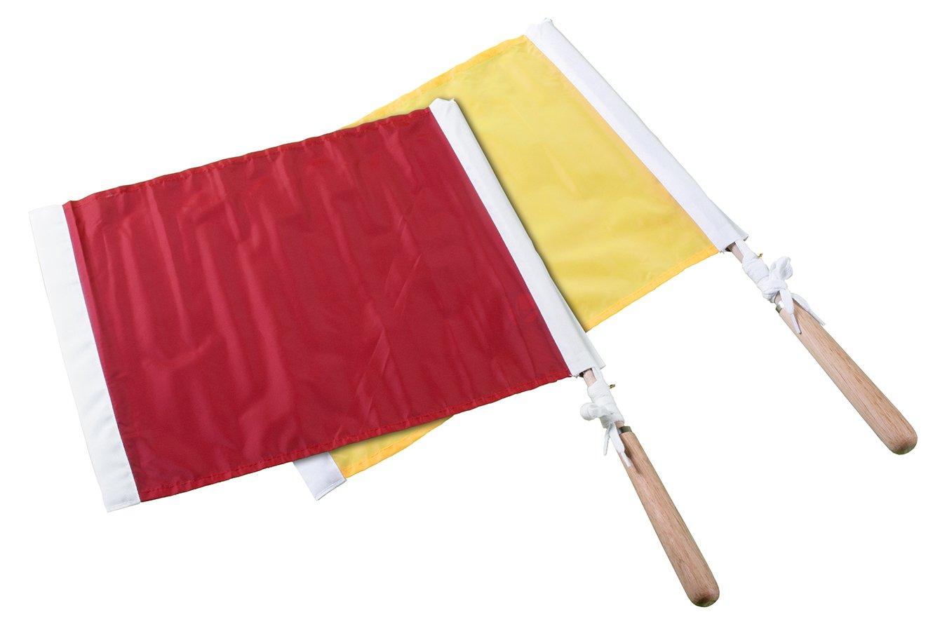B0000ASMAP Kwik Goal Soccer Linesman Flags 61IL0LedQmL