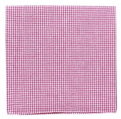 The Tie Bar New Seersucker Gingham 100/% Cotton Pocket Square