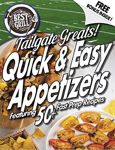 TAILGATE GREATS!  - 50+ BACON APPETIZER (50 Great Appetizers)